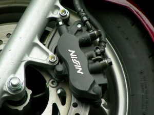 combined braking system