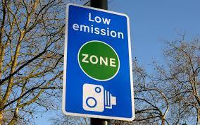 Low Emission Vehicle