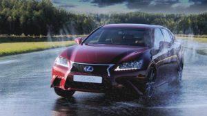 Lexus Dynamic Handling