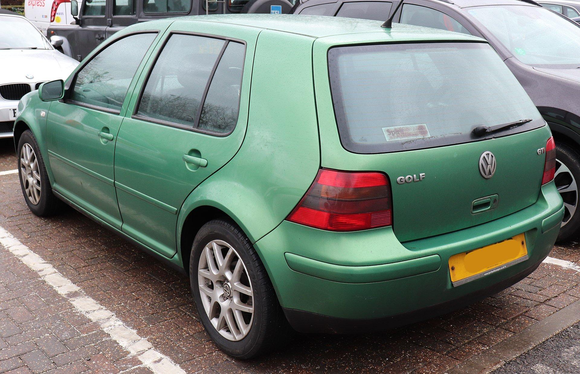 Auta do 5000 zł - Volkswagen Golf IV