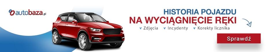 Autobaza.pl Historia Pojazdu