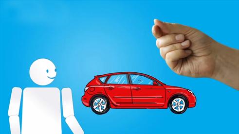 Film promocyjny AutoBaza Historia Pojazdu